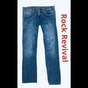 Rock Revival mens jeans
